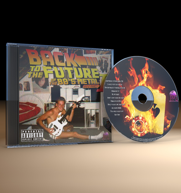 Back to the furture 1 CD
