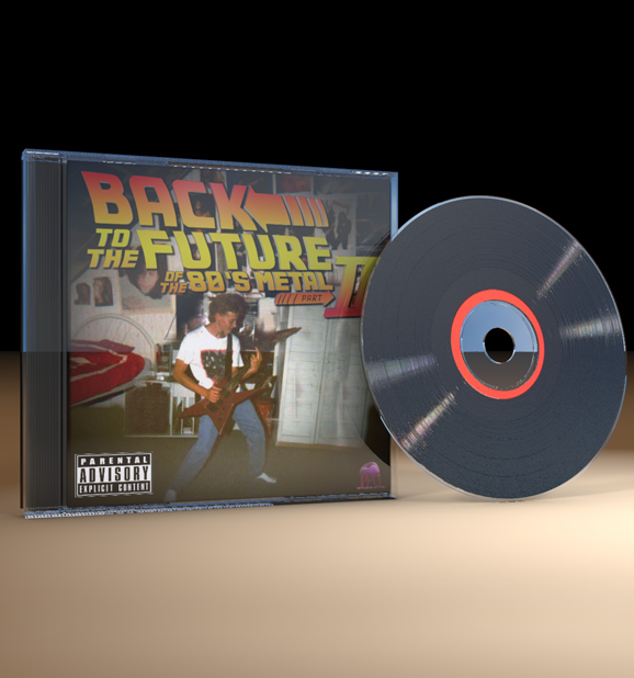 Back to the furture 2 CD