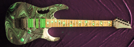 Ibanez jem777gmc photo 4