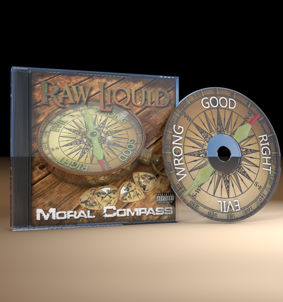 Moral Compass CD