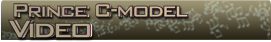 Prince c-model video banner